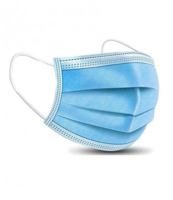 PPE RV004Result 3-Ply Disposable Face Mask